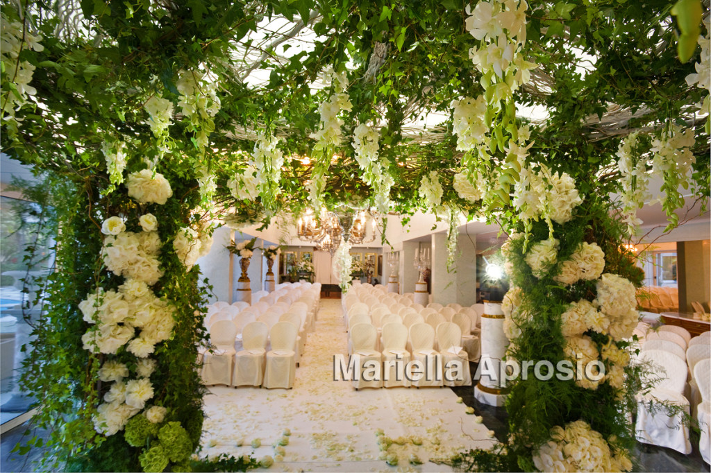 Tradition And Flower Dcor For Your Jewish Wedding