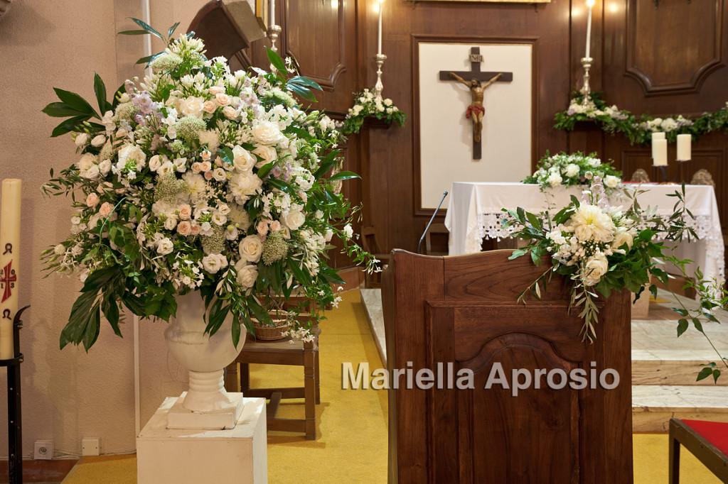 Your Desired Church Wedding Decorations Mariella Aprosio
